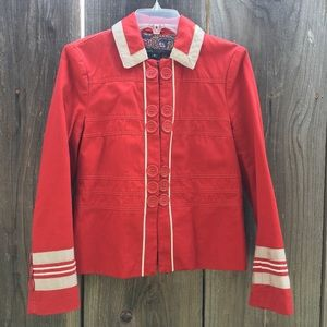 Marc Jacobs red jacket
